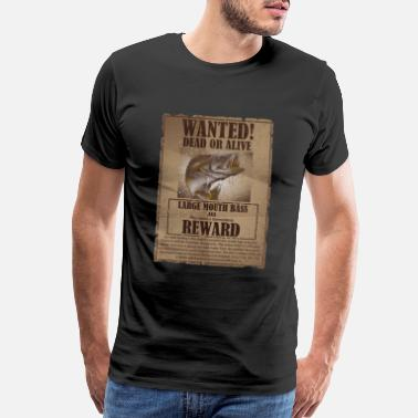 High Seas Wanted Dead or Alive - Men's Premium T-Shirt