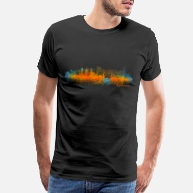 Uk London uk city cityscape - Men's Premium T-Shirt