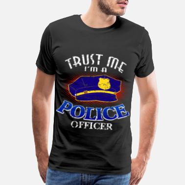 Security Officer Police - Men's Premium T-Shirt
