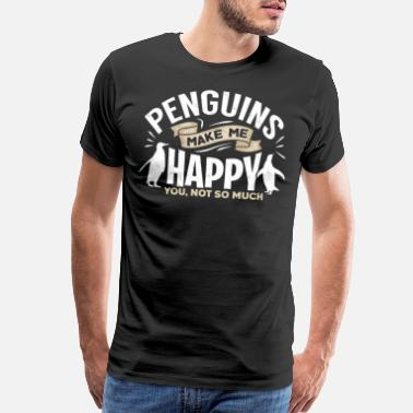 Penguin Penguin Zoo - Men's Premium T-Shirt