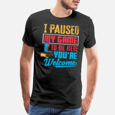 Internet Gamer Break - Men's Premium T-Shirt