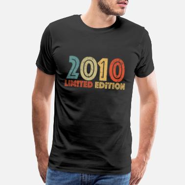 2010 Limited Edition 2010 - Men's Premium T-Shirt