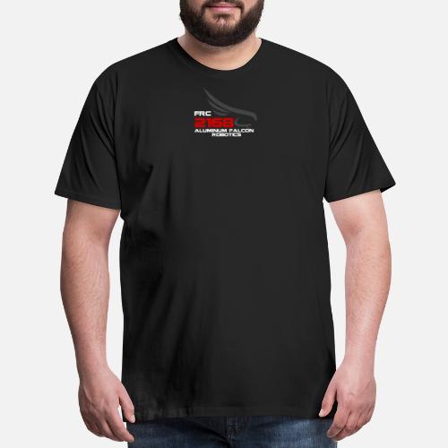 73d2a5ef0 ... Falcon - Men s Premium T-Shirt black. Do you want to edit the design
