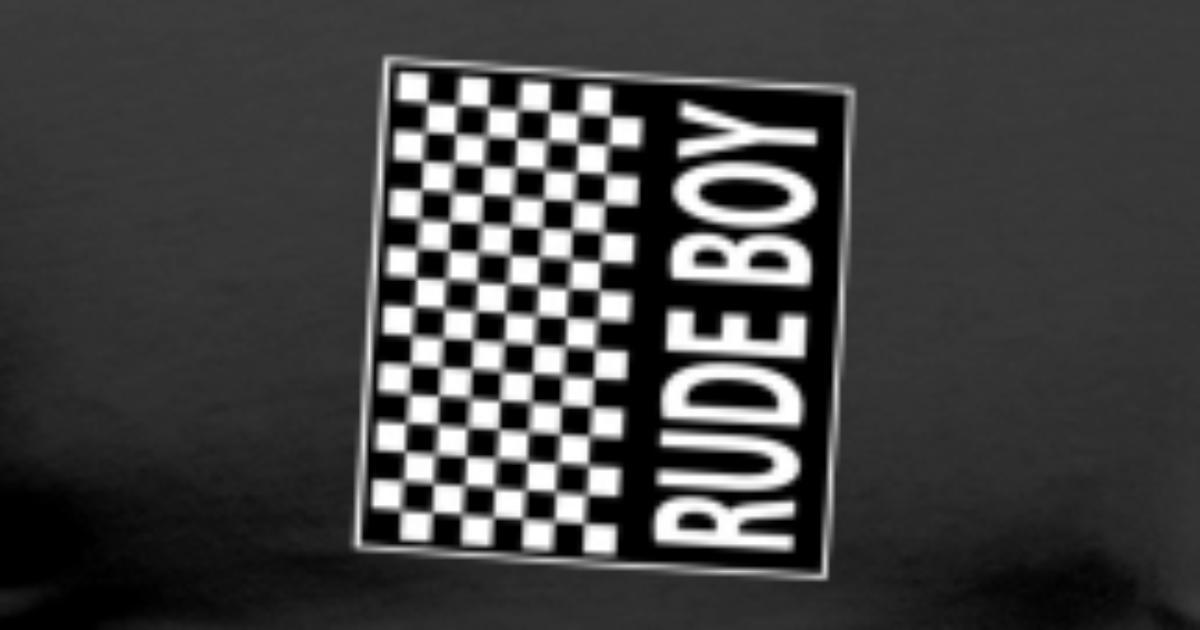 9d409c4d0 RUDE BOY Men's Premium T-Shirt | Spreadshirt