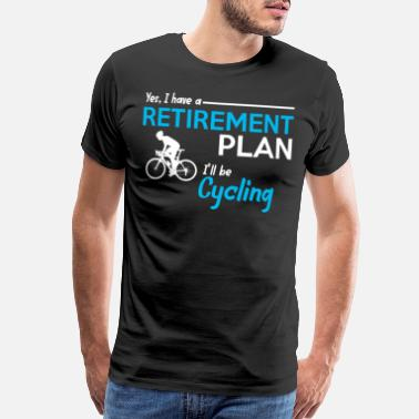Kick Bike Cycling - Men's Premium T-Shirt