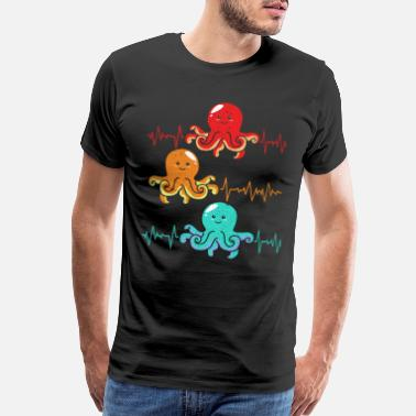 Octopus Octopus - Men's Premium T-Shirt