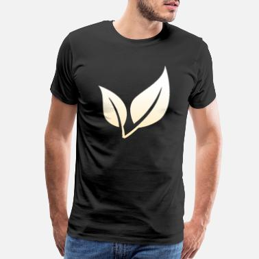 Explosive #1 GOLDEN LEAVES - Men's Premium T-Shirt