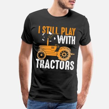 Never Underestimate An Old Man Tractor Pulling Machinery Farming Agriculture Saying Shirt Sweatshirt Hoodie for Women Men