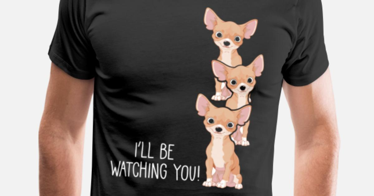Funny Gifts for Pet Lover Sweatshirt The Best Therapy is Chihuahua Dog