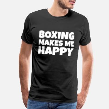 Boxing Match Boxing - Men's Premium T-Shirt