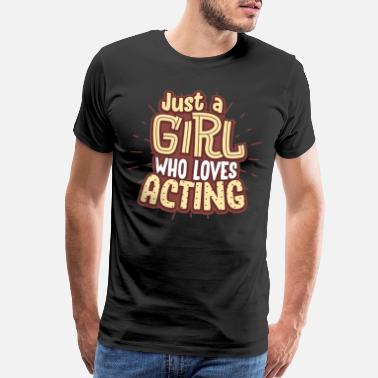 Actress Actress - Men's Premium T-Shirt