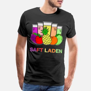 Kölsch Saftladen - Fruits - Men's Premium T-Shirt