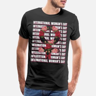 Gender Equality International women's day - Men's Premium T-Shirt
