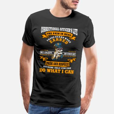 Prisoner Correctional Officer - Men's Premium T-Shirt