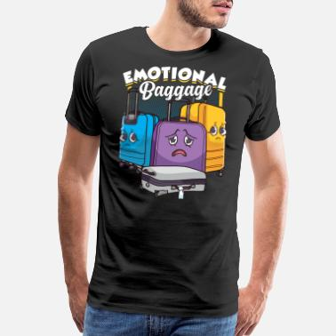 Sad Emotional - Men's Premium T-Shirt