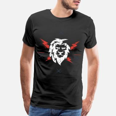 Cub Lions Pride Animal Present Gift Idea T-Shirt - Men's Premium T-Shirt