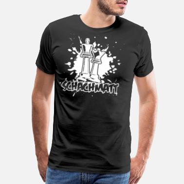 Checkmate checkmate chess - Men's Premium T-Shirt