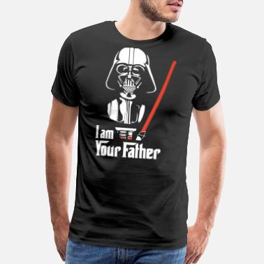 Luke I Am Your Father i am your father - Men's Premium T-Shirt