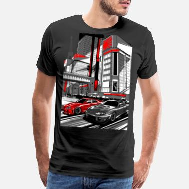 R34 RIVALS - Men's Premium T-Shirt