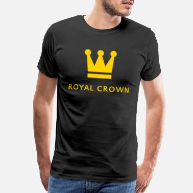 Rubin Royal Crown - Men's Premium T-Shirt