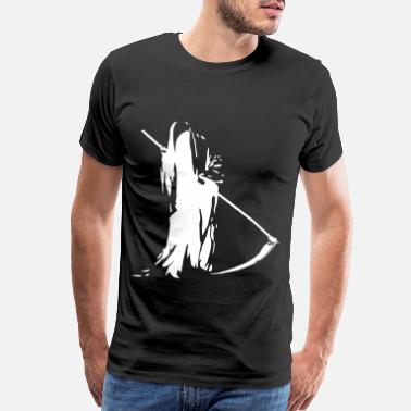Reaper Reaper's Reach - Men's Premium T-Shirt