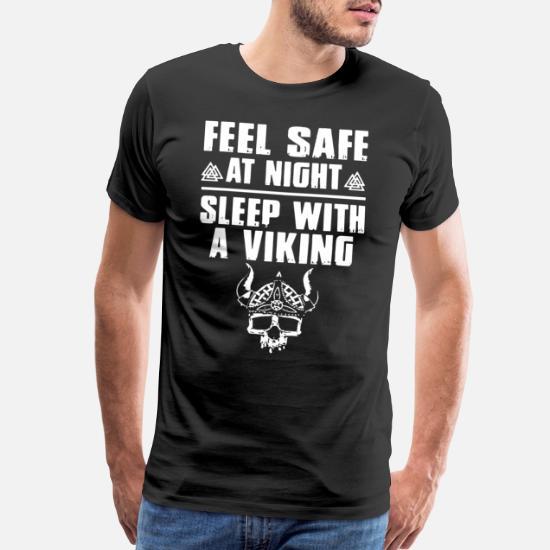 Viking Safety Poly//Cotton Tee