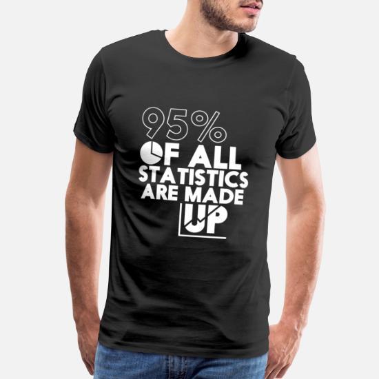 I LOVE statistiques statistiques Forever-Standard Unisexe T-Shirt