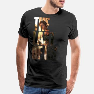 Last The Last of Us - Men's Premium T-Shirt