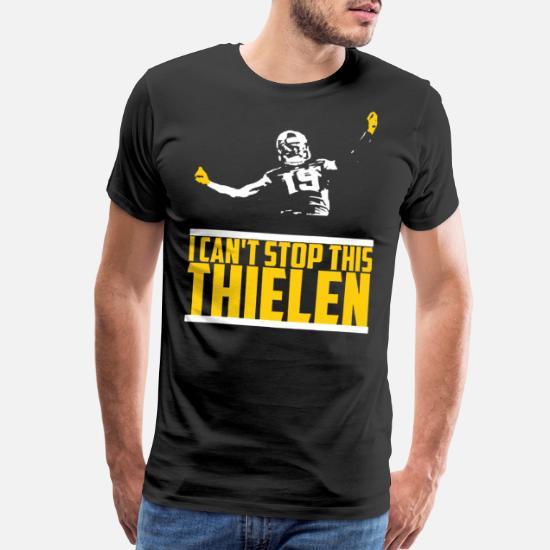 premium selection 578c6 65576 Adam Thielen Minnesota Football Team I Can t Stop Men's ...