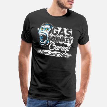 5b2a415f6a5 Gas Monkey Garage GAS MONKEY SHIRT - Men s Premium T-Shirt