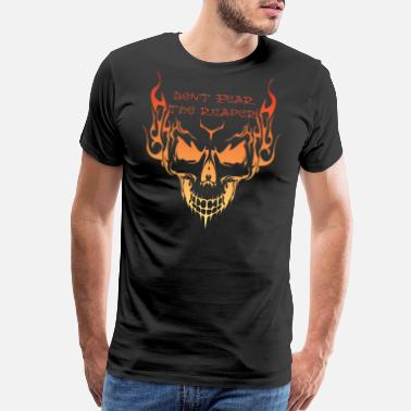 Reaper-wear Don't Fear The Reaper, Halloween Tshirt - Men's Premium T-Shirt