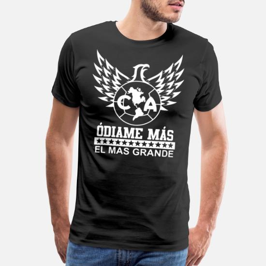 dd42c51e62d Made In Mexico T-shirts T-Shirts - Club America Mexico Aguilas Camiseta  Jersey