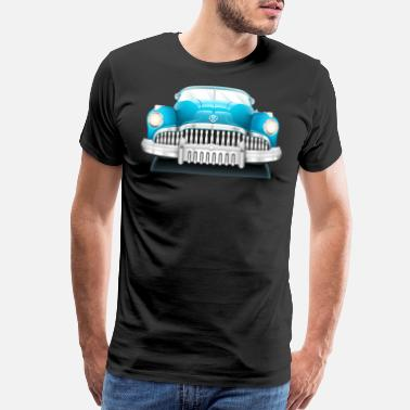 Classic Car CLASSIC CAR - Men's Premium T-Shirt