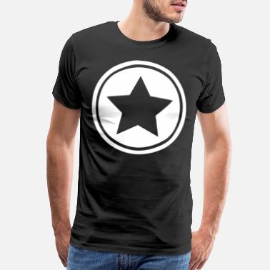 Mashup Vintage star - Men's Premium T-Shirt