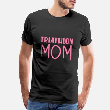 Triathlete Triathlete Triathlete Triathlete Triathlete - Men's Premium T-Shirt