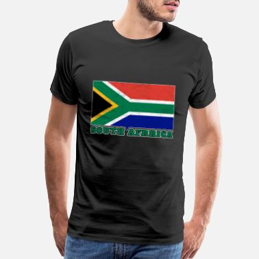 South Africa South Africa South African flag South Africans - Men's Premium T-Shirt