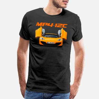 Mclaren MP4-12C - Men's Premium T-Shirt