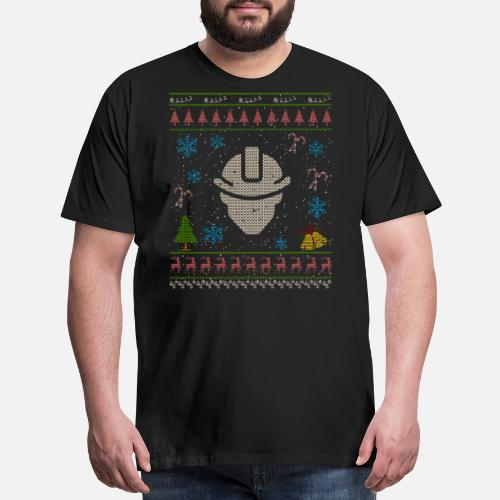 oilworker wife oil rig oilfield christmas ugly shirt by spreadshirt