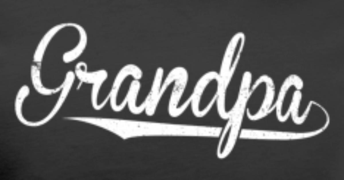 Grandpa Birthday Gifts Happy Shirt Mens Premium T