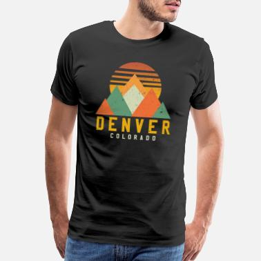 Denver Denver Colorado - Men's Premium T-Shirt