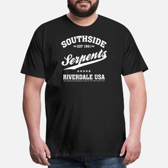 0cb18ad7 SouthSide Serpents Unisex T-shirt Men's Premium T-Shirt | Spreadshirt