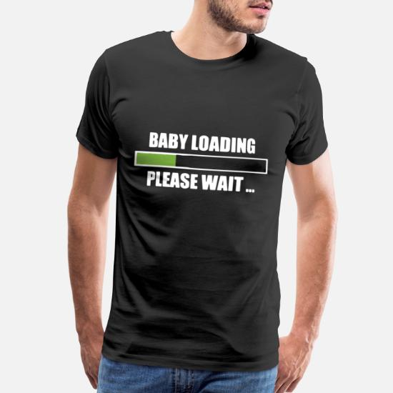 10a9ff9f Funny Crossfit Pregnancy T-shirts T-Shirts - Baby Loading Women Long Sleeve  Pregnant
