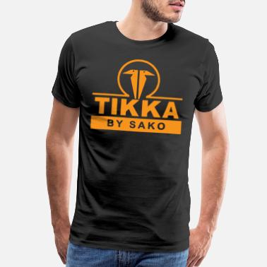 Tikka Tikka T3 By Sako Finland Shot Gun Rifle Hunt T Shi - Men's Premium T-Shirt