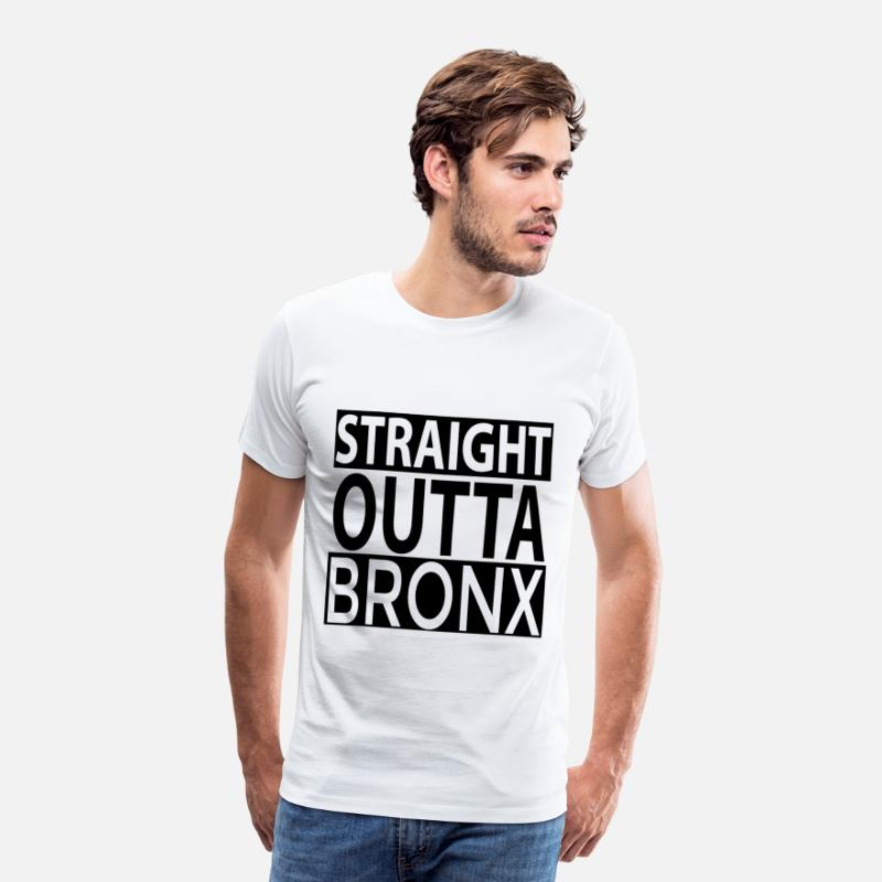 Straight Outta The Bronx Premium Unisex Sweatshirt