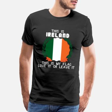 Home Country Ireland Home Country - Men's Premium T-Shirt