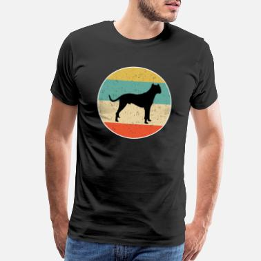 Dogo Dogo Argentino Dog Gift design - Men's Premium T-Shirt