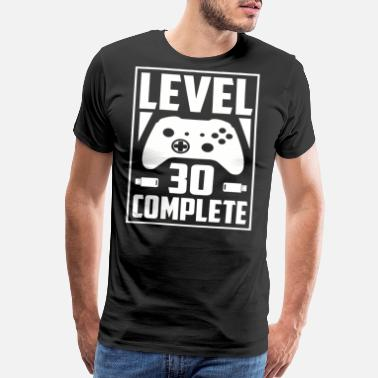 30 Level 30 Complete - Men's Premium T-Shirt