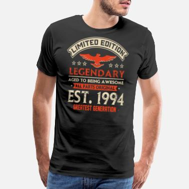 Est Limited Edition Legendary Est 1994 - Men's Premium T-Shirt
