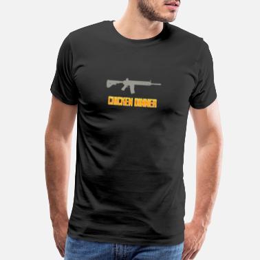 Shop Battlegrounds T-Shirts online   Spreadshirt