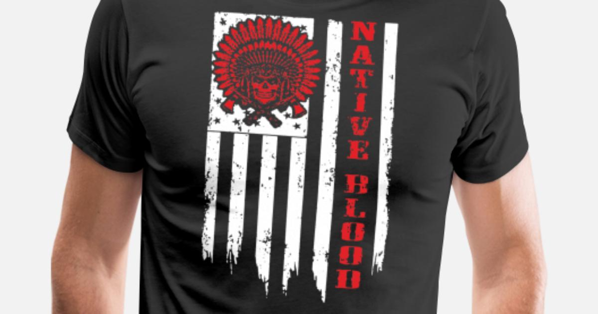 069b352d2333 ... native american flag blood hanes tagless tee nativ men s premium t ...